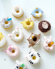 Perhaps A Cake - Donut - Happy ZOO