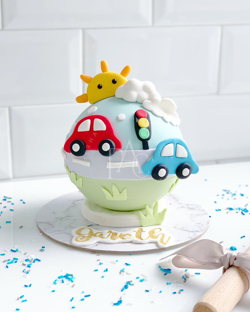 Perhaps A Cake - Cute Cars