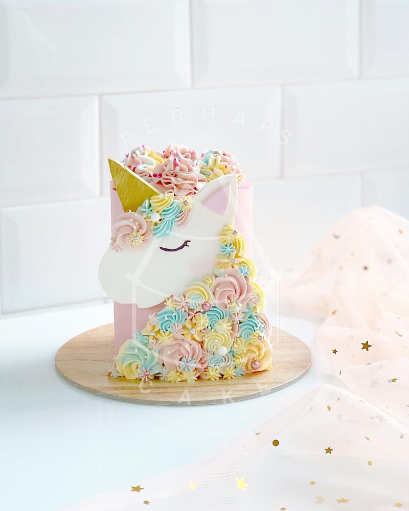 Perhaps A Cake - Unicorn cake
