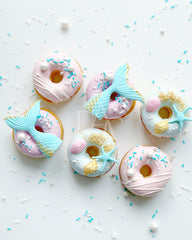 [Donut] - Mermaid set