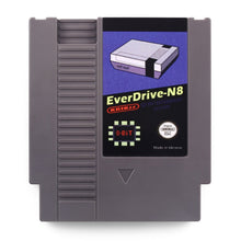 Krikzz Everdrive N8 Gray Cartridge for Nintendo NES