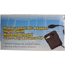 Ac Adapter for Game Boy Advance SP