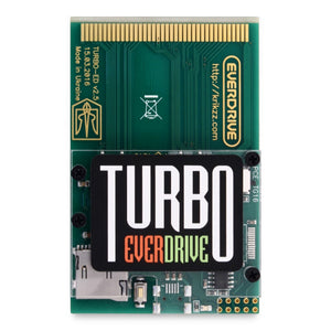 Everdrive Turbo V2.5 with Shell