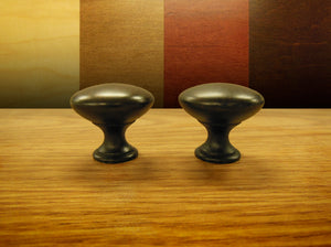 Oil Rubbed Bronze Knob - Murphy Door