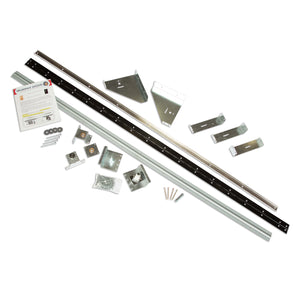 Bi-Fold Surface Mount Hardware - Murphy Door