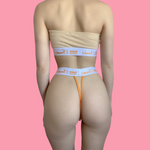 Cherri x SUGAR High Cut Thong