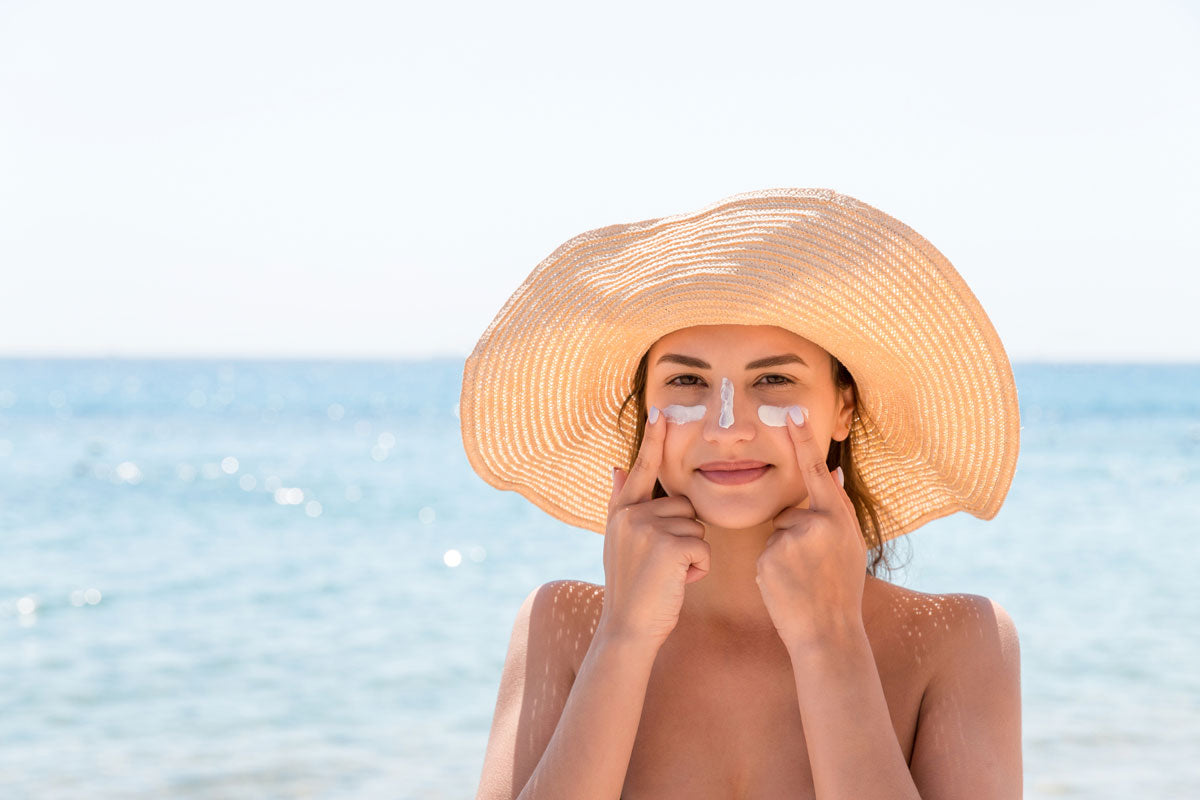 Natural skincare essentials to pack for your summer holiday