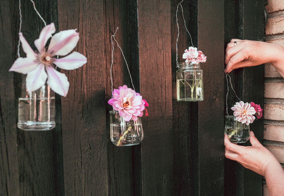 Creative ideas for upcycling your empty beauty containers