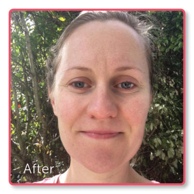 Alice's 6 week challenge results - after