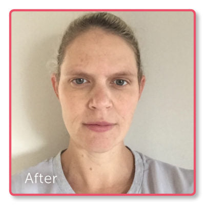Gillian's 6 week challenge results - after