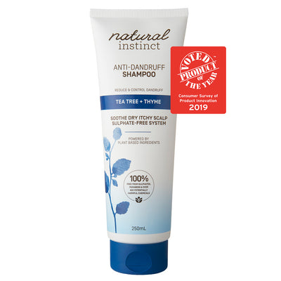 Natural Instinct Anti-dandruff Shampoo