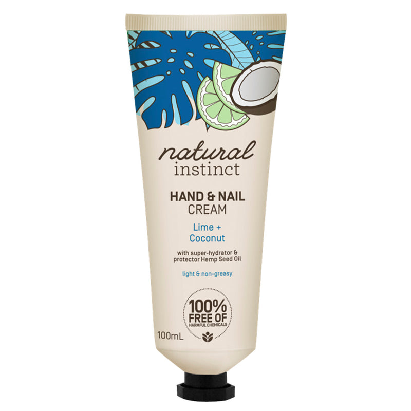 Lime + Coconut Hand & Nail Cream