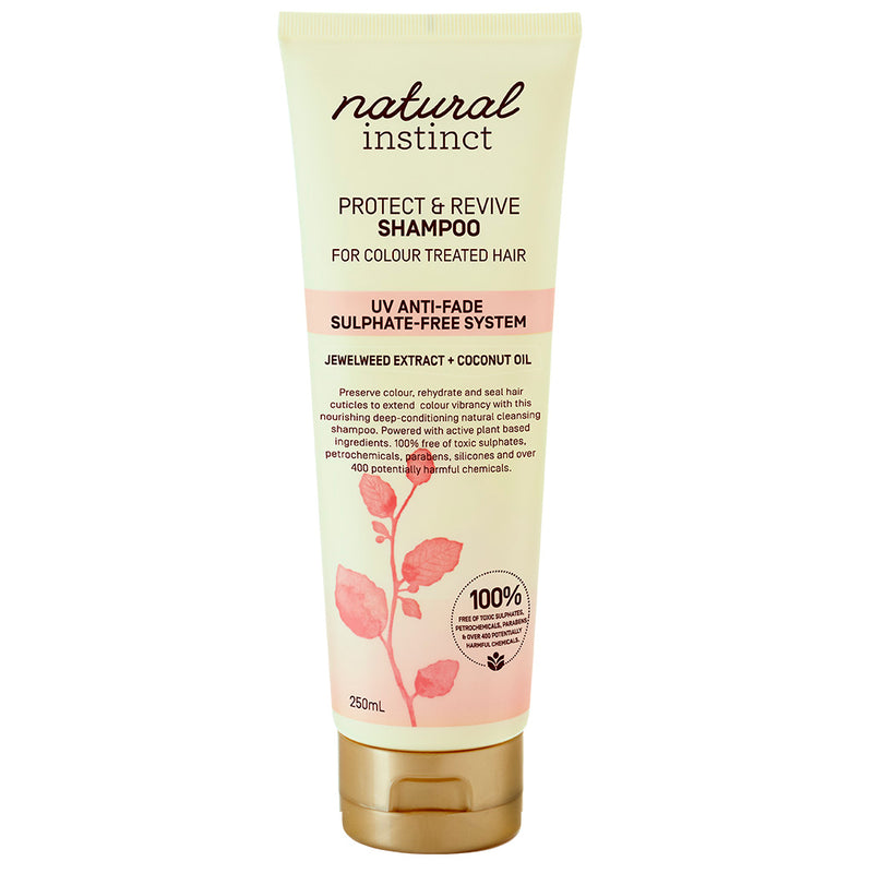 Natural Instinct Protect & Revive Shampoo