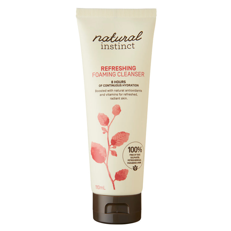 Natural Instinct Refreshing Foaming Cleanser