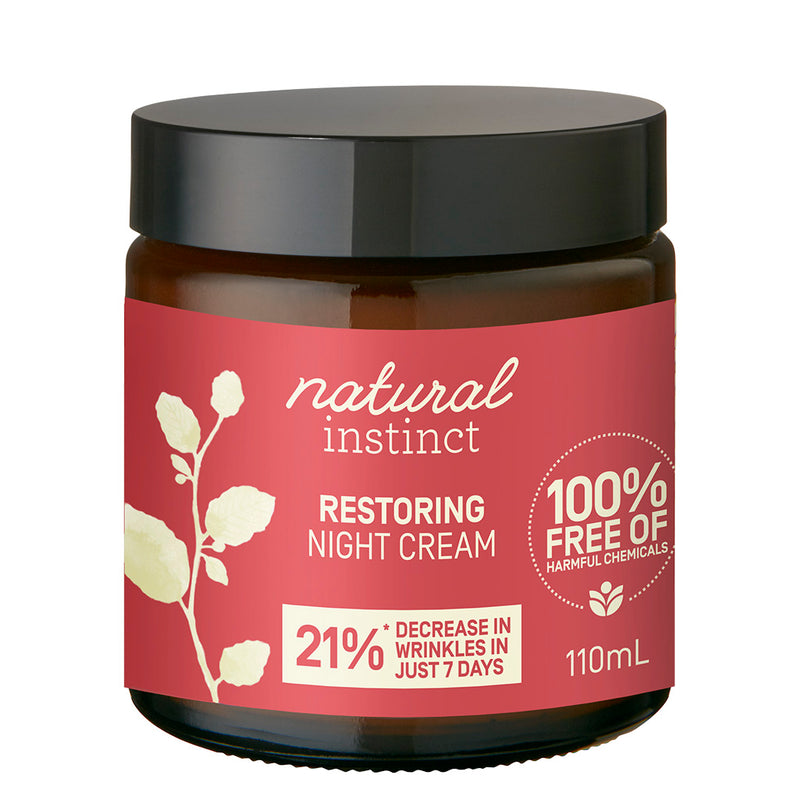 Natural Instinct Restoring Night Cream