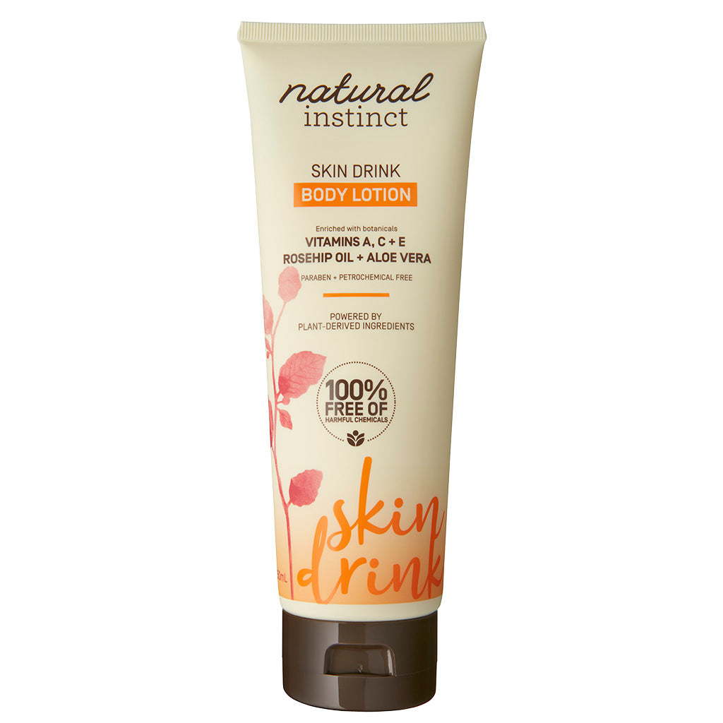 Natural Instinct Skin Drink Body Lotion
