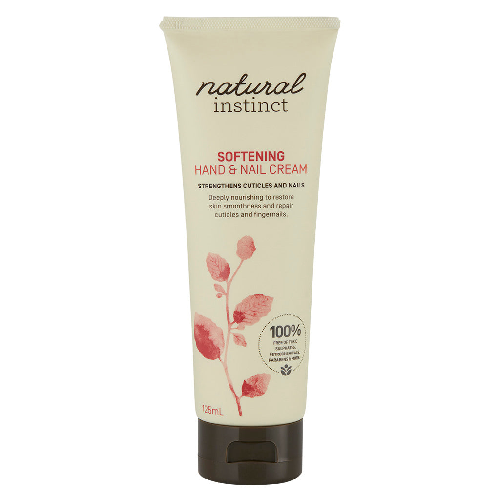 Natural Instinct Softening Hand & Nail Cream