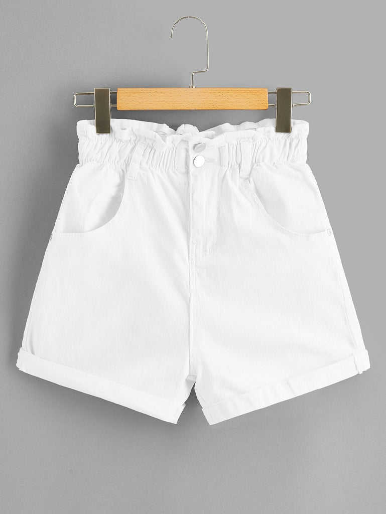 Perk Up Shorts - White - Keturah Monae Fashion