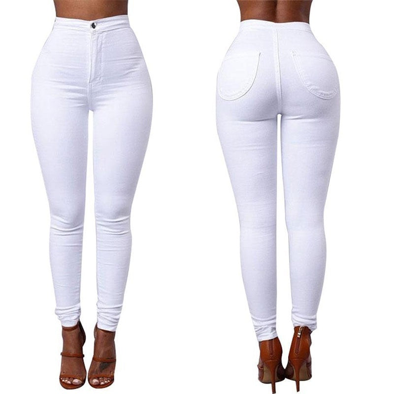 Forget About It Jeans - White - Keturah Monae Fashion
