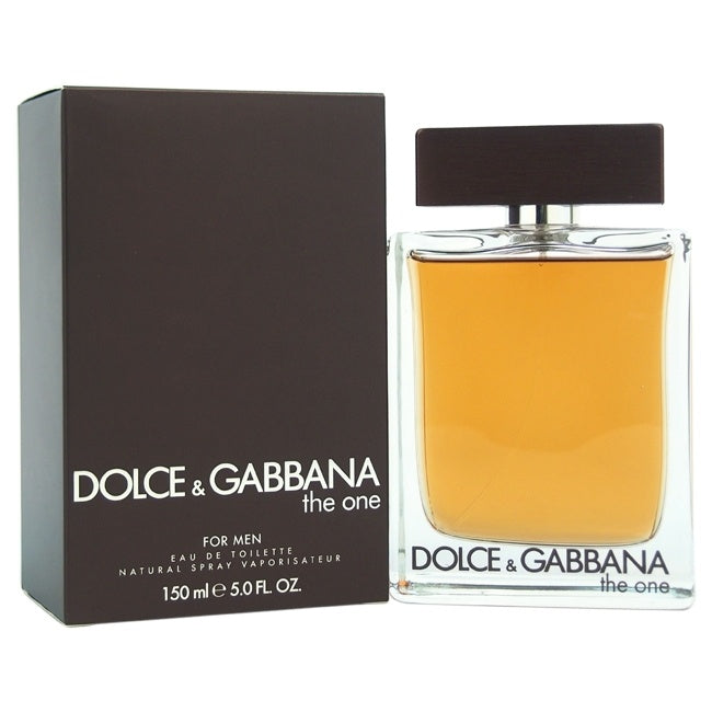 The One by Dolce & Gabbana for Men - 5 oz EDT Spray - Keturah Monae Fashion
