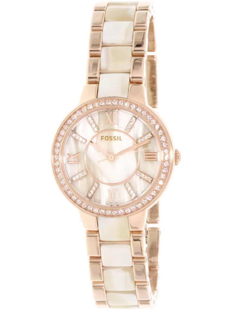 Fossil Virginia Watch - Multicolor - Keturah Monae Fashion