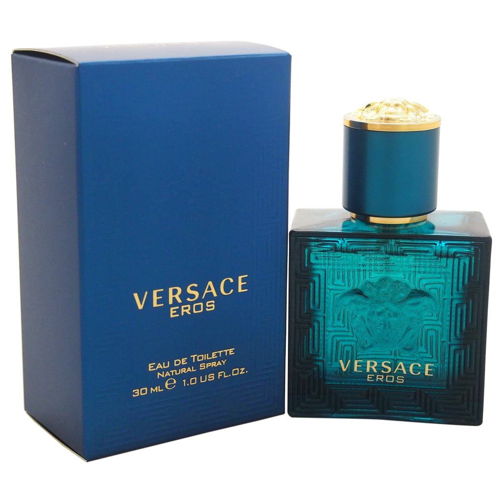Versace Eros by Versace for Men - 1 oz EDT Spray - Keturah Monae Fashion