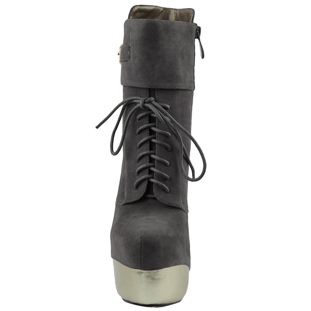 Aint Got No Worries Ankle Boot - Black - Keturah Monae Fashion