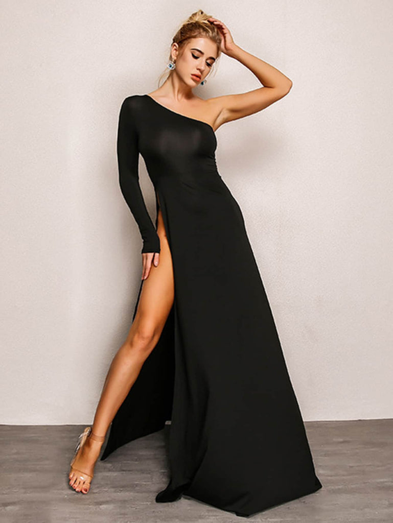 Cameras Snapping Dress - Black - Keturah Monae Fashion