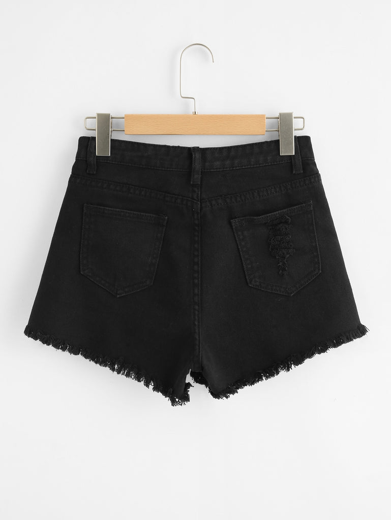Swing It Shorts - Black - Keturah Monae Fashion