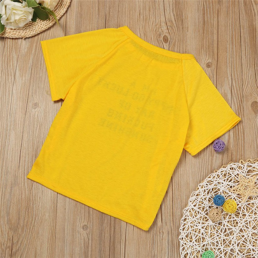 Ray Of.. Tshirt - Yellow - Keturah Monae Fashion