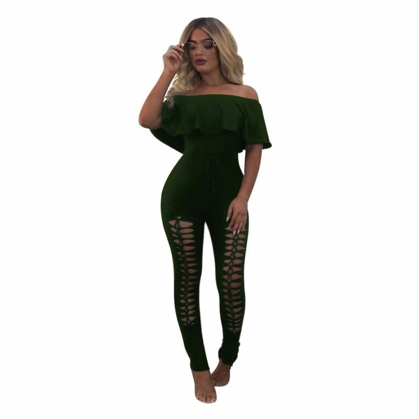 St. Patrick Romper - Green - Keturah Monae Fashion