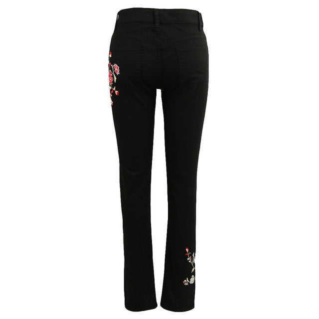 Duval Special Jeans - Black - Keturah Monae Fashion