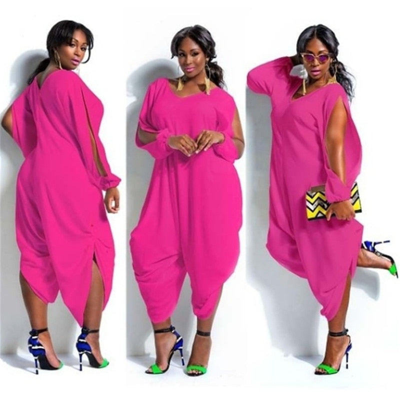 Blanket Romper - Pink - Keturah Monae Fashion