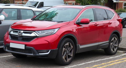 2019 Honday CRV Vtec with replacement fenders