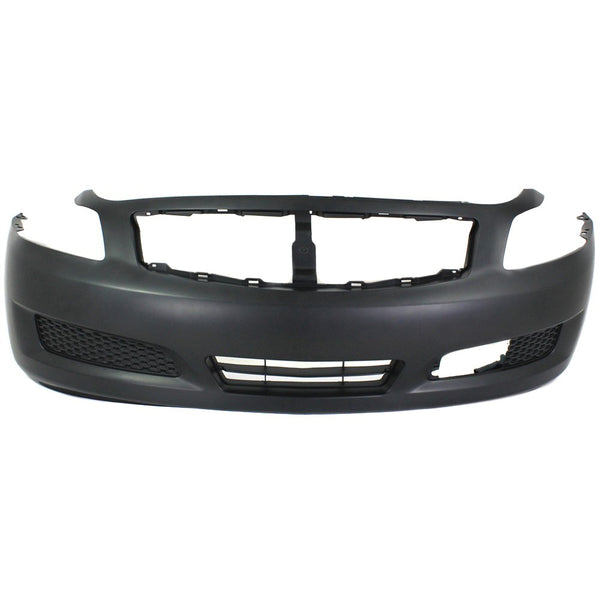 2007-2009 Infiniti G35 Sedan (W/ Technology Package) Front Bumper Painted