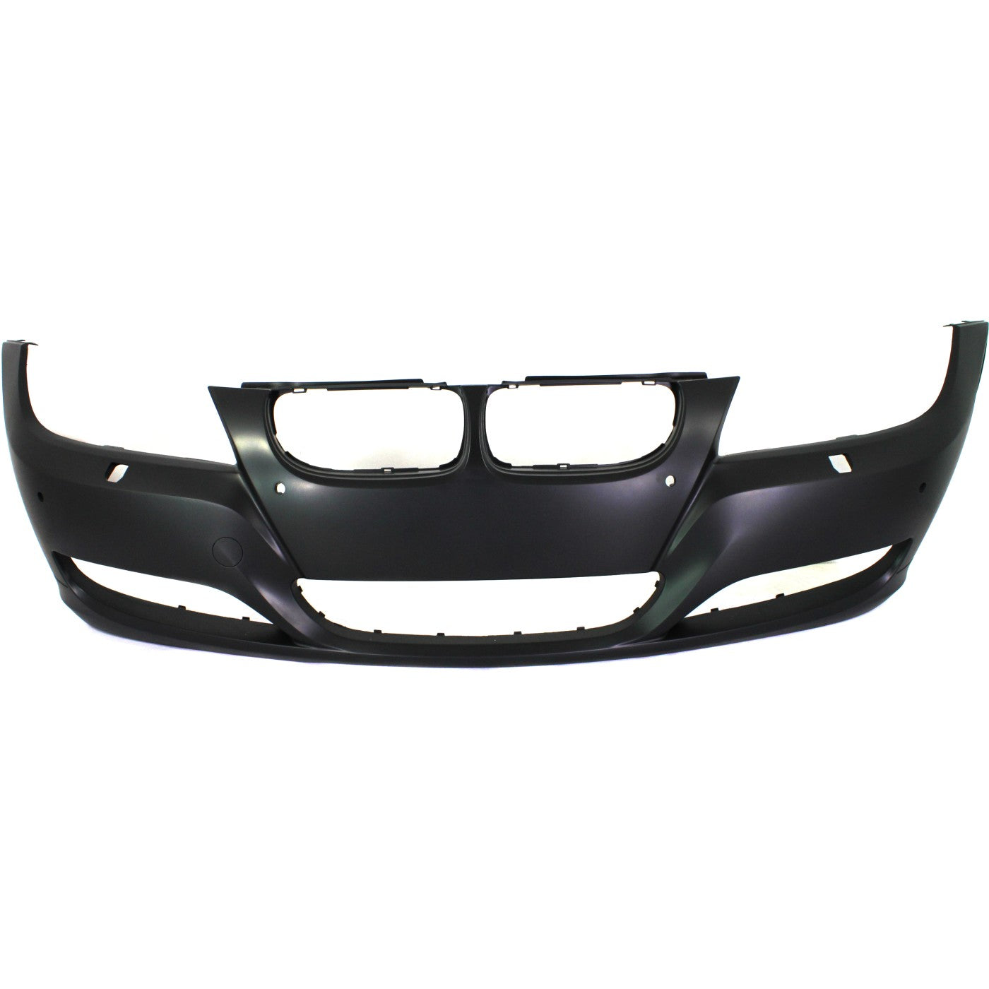 2009-2011 BMW 3-Series (W/ Sensor Holes and W/ HL Washer Holes) Front Bumper