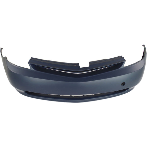 2004 2005 2006 Toyota Prius Front Bumper Painted 3Q3 Salsa Red Pearl