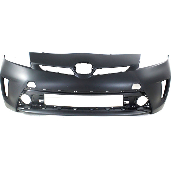 2004 2005 2006 Toyota Prius Front Bumper Painted 1F7 Classic Silver Metallic