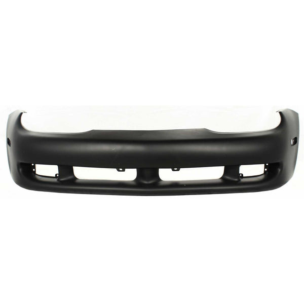 2000-2001 Dodge Neon Front Bumper Painted