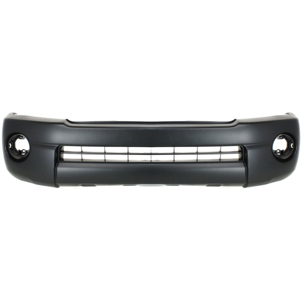 2005-2011 Toyota Tacoma (W/ Flare Holes, W/O Spoiler Holes) Front Bumper