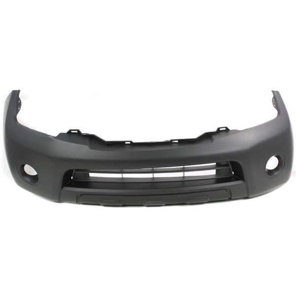 2008-2012 Nissan Pathfinder Front Bumper Painted