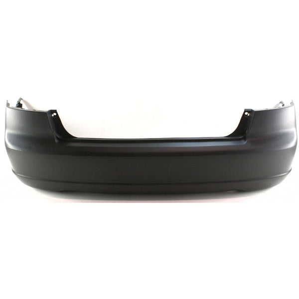 2001-2003 Honda Civic Sedan Rear Bumper