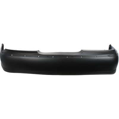 1998-2002 Lincoln Town Car Rear Bumper