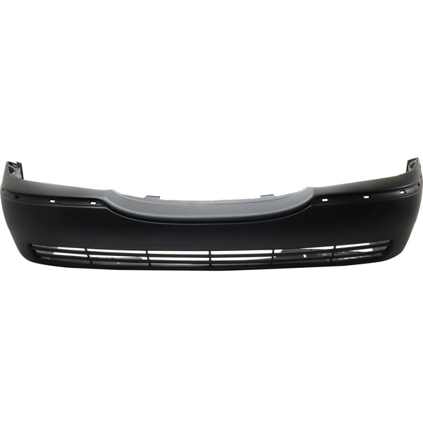 2003-2011 Lincoln Town Car (W/O Fog Light Holes) Front Bumper Painted