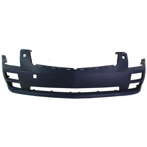 2005-2007 Cadillac STS Front Bumper Painted
