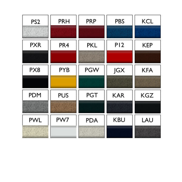 Dodge Dakota Paint Colors