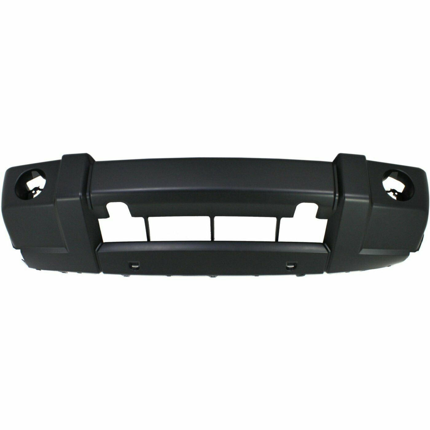 2006-2010 Jeep Commander (W/O Chrome Trim Hole) Front Bumper
