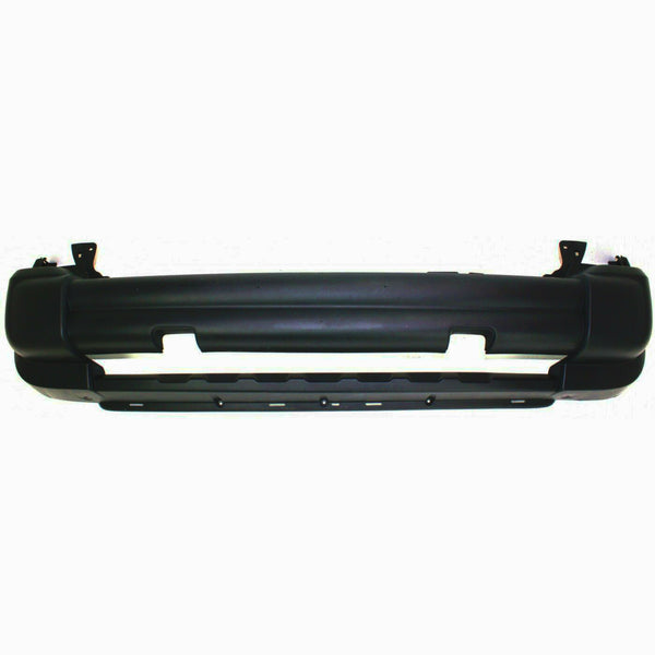 2005-2007 Jeep Liberty (W/ Tow Package | Textured) Front Bumper