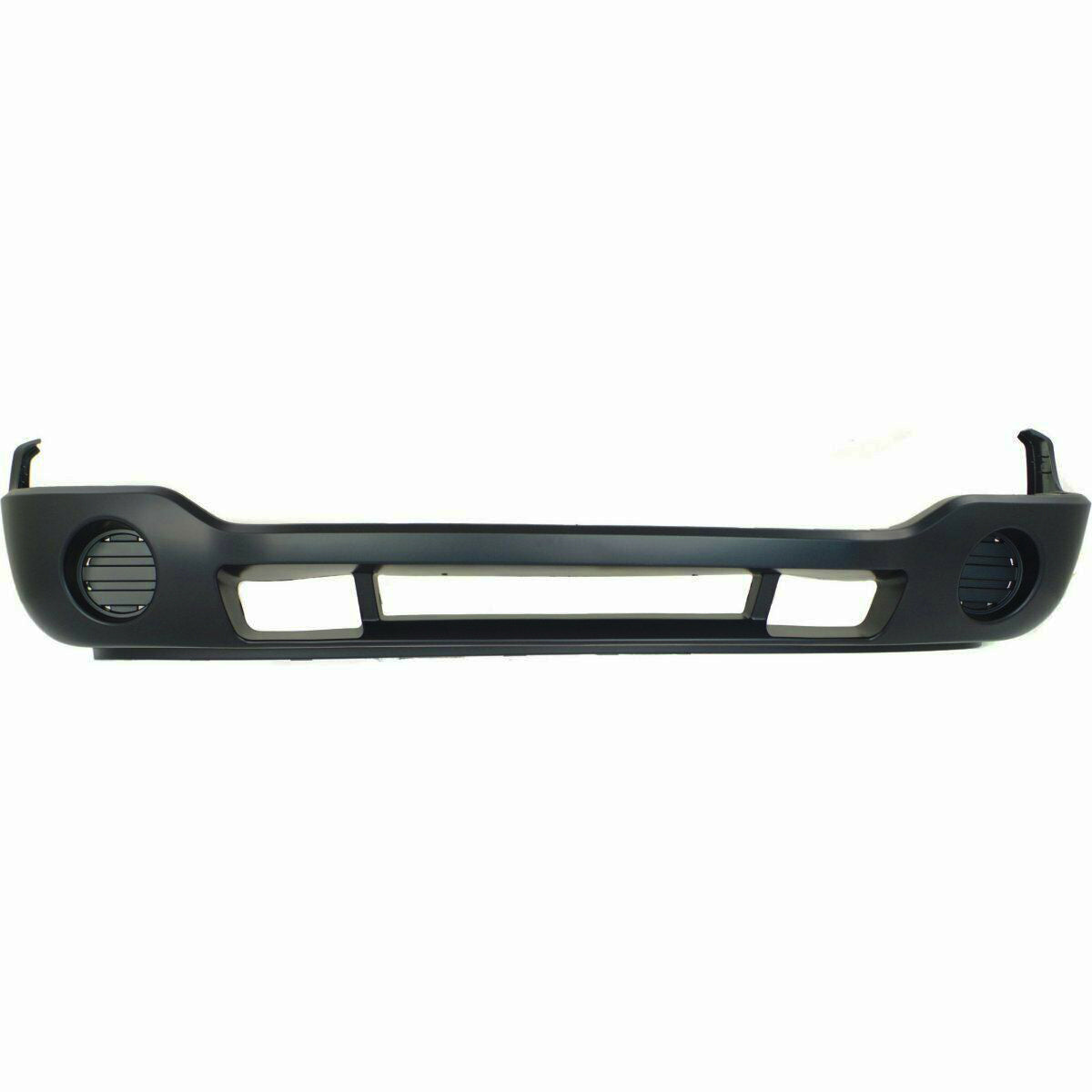 2003-2007 GMC Sierra (SLE | W/O Fog Light Cutouts) Front Lower Bumper