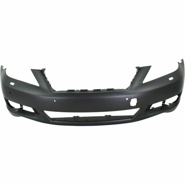 2010-2012 Lexus LS460 (W/O Sport Package | W/ Parking Sensor Holes) Front Bumper